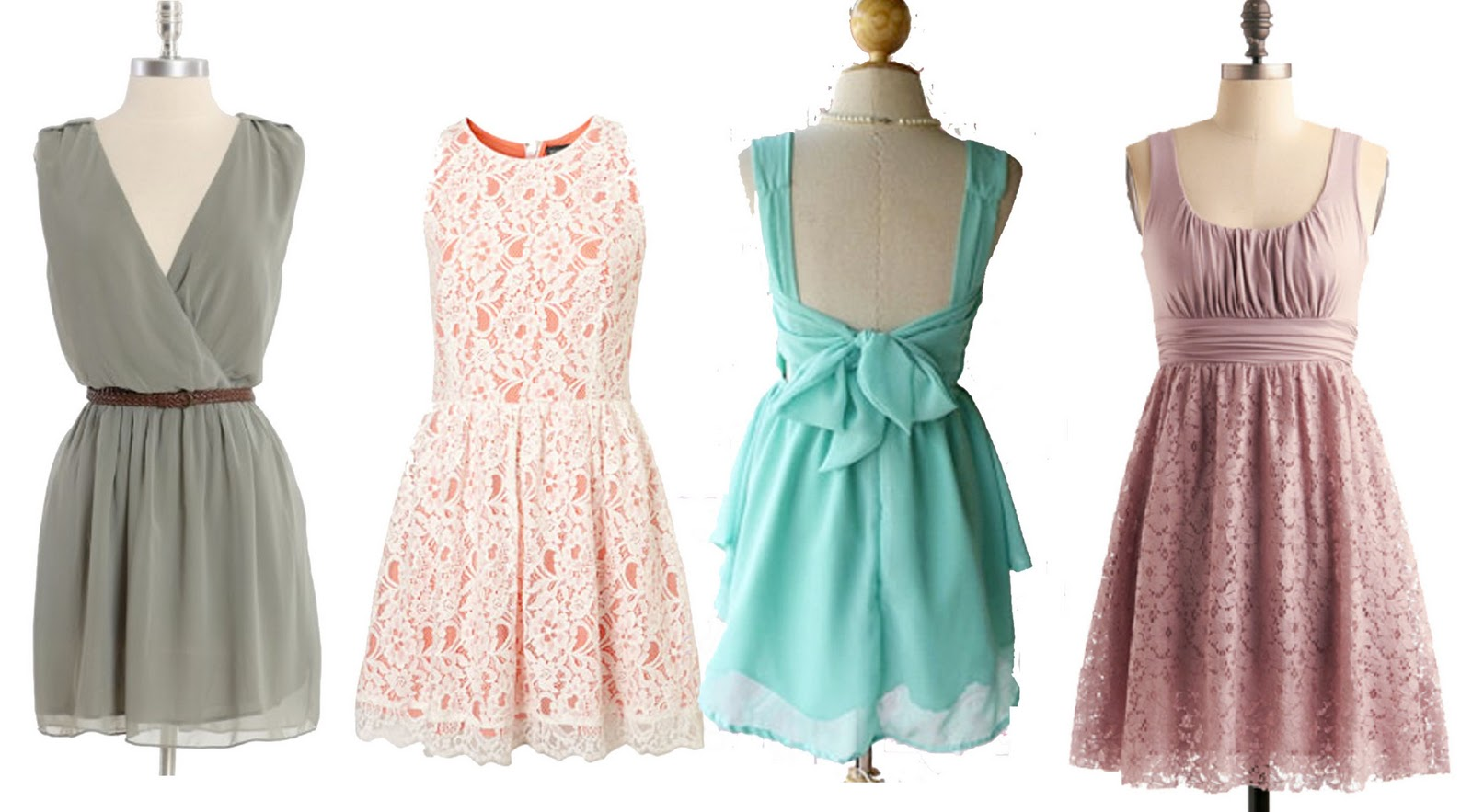 Pretty Party Dresses - Formal Dresses